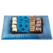 Frosted Blue Picture Frame Chocolate Gift Tray