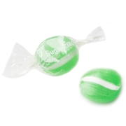 Sugar-Free Green Lime Candy Buttons