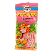3.5 oz Sour Sticks - Pink Lemonade - 3-Pack