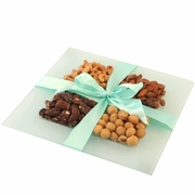 Nut Frosted Gift Tray