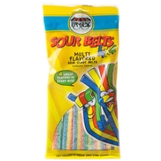 4 oz Sour Belts - Multicolor
