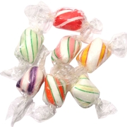 Wholesale Twisted Fruitie Tootie Candy - 30 LB Case