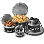 Gourmet Tower of Tins Gift Basket