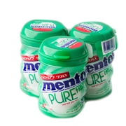 Mentos Pure Fresh Sugar Free Fresh Mint Gum - 6CT