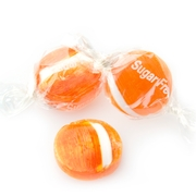 Sugar-Free Butterscotch Candy Buttons (Clear Wrapper)