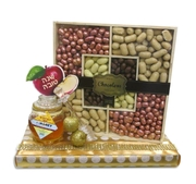 Honey Sectional Rosh Hashanah Gift - Israel Only