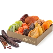 8 Variety Dried Fruit Gift Basket / Box