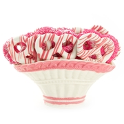 Baby Girl Chocolate Pretzel Basket