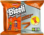 Barbecue Flavored Bissli Snack - 6PK (Gebrokts)