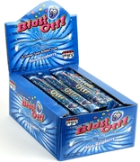 Blast Off! Extreme Sour Bubble Gum Rope - Blue Raspberry - 48CT Box