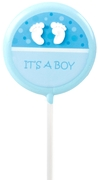 It's a Boy Lollipops