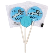It's a Boy Lollipop