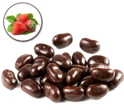 Jelly Belly Chocolate Dips Jelly Beans - Strawberry