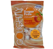 Go Lightly Sugar Free - Peach & Creme