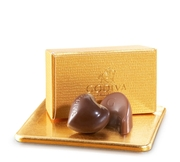 Godiva Gold Ballotin Chocolate Truffle Box -2 Pc.