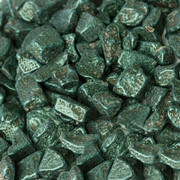 Green Emerald Chocolate Rocks Nuggets