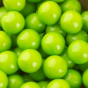 Green Gumballs - Apple