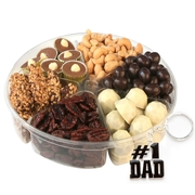 Fathers Day Premium Chocolate Gift Tray -6 Section