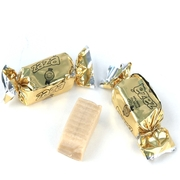 Gold Foiled Zaza Chews - Coffee