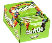 Kosher Skittles Candy - Crazy Sours - 1.35 oz - 14CT Box