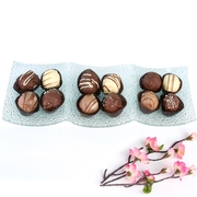 Triple Temptation Milk Chocolate Tray
