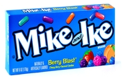 Mike & Ike Jelly Candy - Berry Blast (12CT Case)