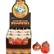 Large Milk Chocolate Pumpkins - 24PK