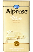 Alprose White Milk Chocolate Bar