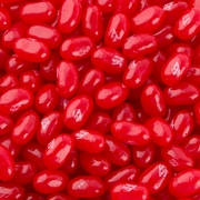 JB Red Jelly Beans - Sour Cherry