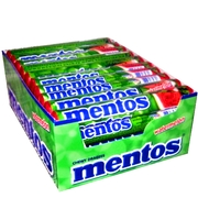 Watermelon Mentos Rolls - 40CT Case