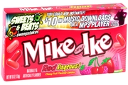 Mike & Ike Candy Theater Box - Red Rageous! (12CT Case)