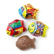 Milk Chocolate Mini Fish