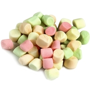Mini Assorted Fruit Flavored Marshmallows - 8 oz Bag