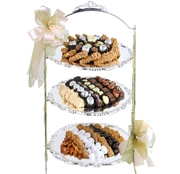 Silver Three-Tier Server Gift
