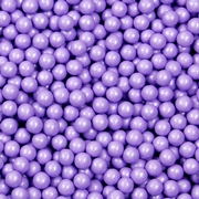 Lavender Pearl Candy Beads