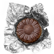 Non-Dairy Silver Flower Supreme Chocolates