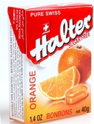 Halter Sugar Free Candy - Orange