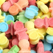 Oh Baby! Pacifier Pressed Candy - Bulk
