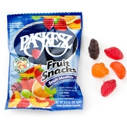 Paskesz Fruit Snacks - Fruit Medley - 8 CT Box