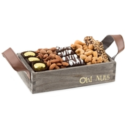 Passover Wooden Gift Tray - Small