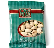 Roasted Unsalted Pistachios Snack Packs - 12PK