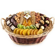 Rosh Hashanah Wicker Basket