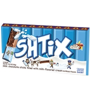 Elite Shtix With Milk Cream Feeling Chocolate Fingers - 8 PIECES