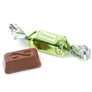 Senior Green Hazelnuts Chocolate Praline - 2.2 lbs