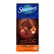 Shneider 56% Dark Chocolate With Almonds