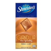 Shneider Gianduja Chocolate Bar