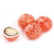 Strawberry & Creme Malted Milk Balls