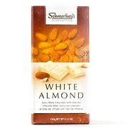 White Almond Milk Chocolate Bar