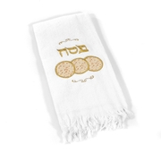 White Passover Towel