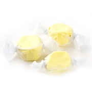 Yellow Salt Water Taffy - Butter Popcorn